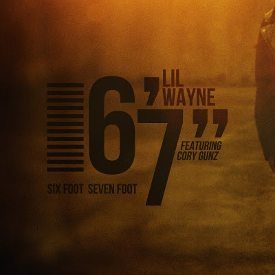 "lil wayne 6 foot 7 foot album cover. 7 Foot,"" Lil Wayne#39;s first"