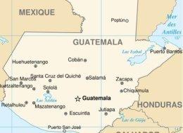 GUATEMALA earthquake 2010